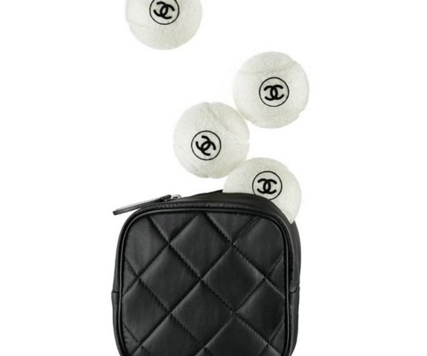 These Chanel Tennis Balls Cost $475