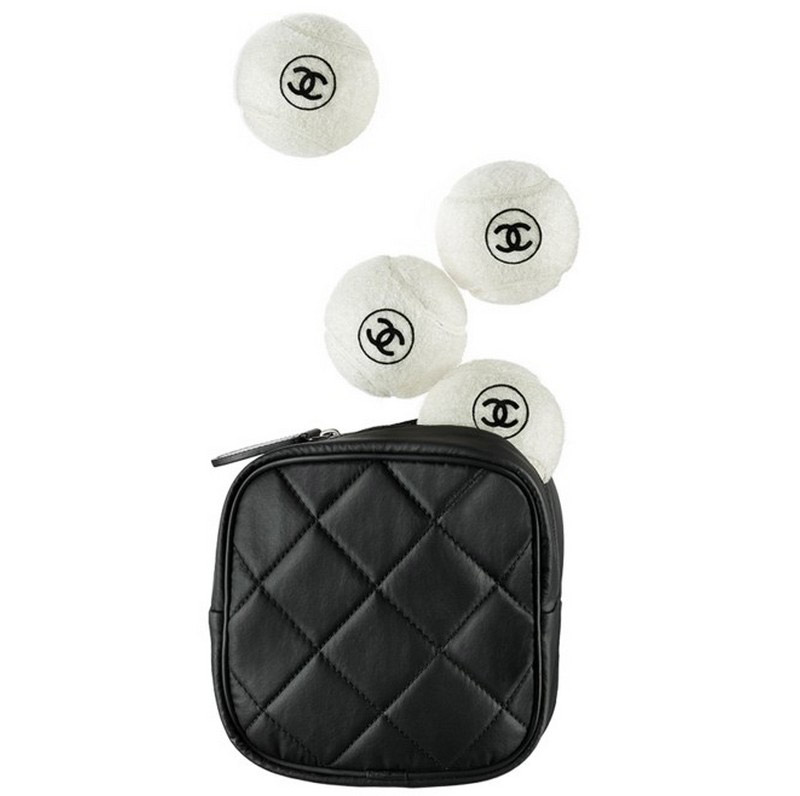 7ce54b4def3ae4 These Chanel Tennis Balls Cost $475