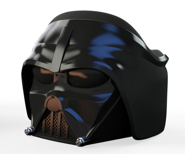 Darth Vader Helmet Armchair: The Dark Side of the Furniture