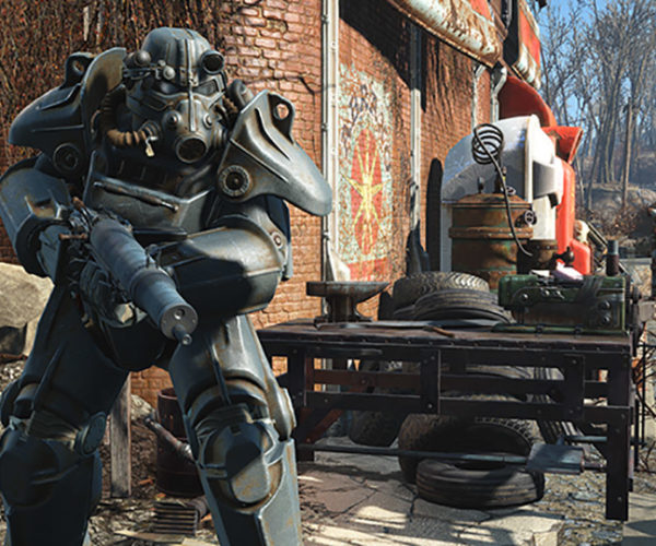 Fallout 4 Free Weekend Lets Everyone Hate Preston Garvey