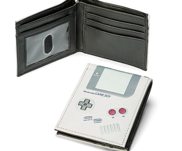 Nintendo Game Boy Wallet: Now You're Paying with Power
