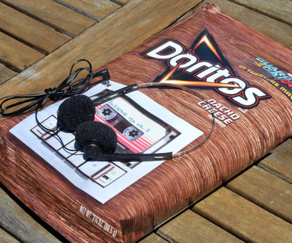 Guardians of the Galaxy Doritos Bag Gets a Teardown
