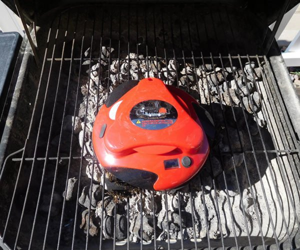 Grillbot Grill Cleaning Robot Review: Single-purpose Bot Takes the Pain out of Grilling
