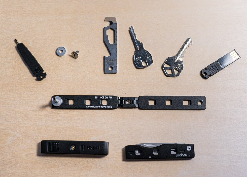 Keyport Pivot Multitool Keychain Review