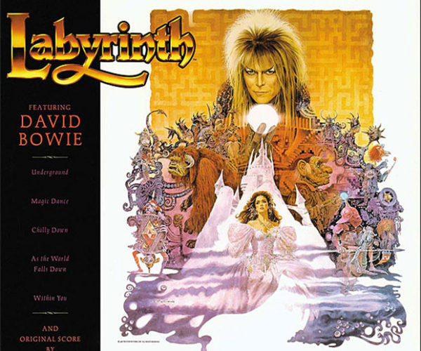 Labyrinth Vinyl LP Pays Tribute to Henson and Bowie