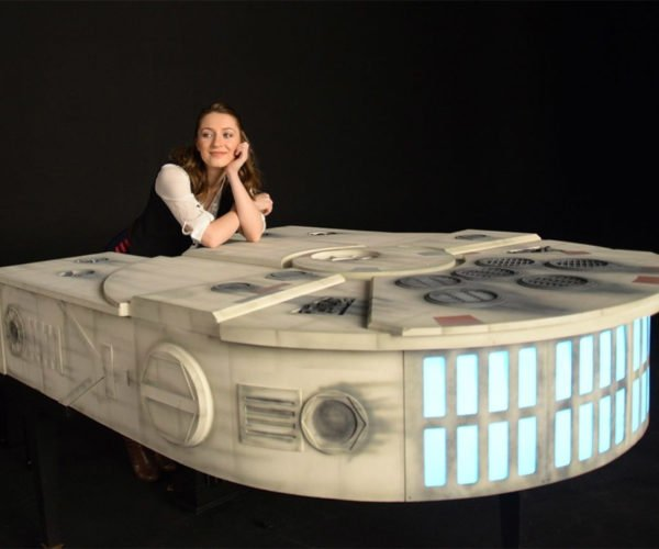 Millennium Falcon Piano for Sale