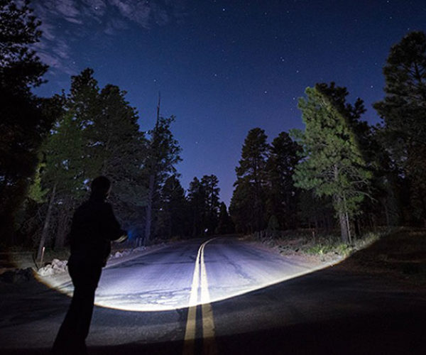 Let These Powerful Tactical Flashlights Light Your Path