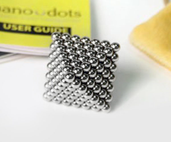 The Strongest Magnets on Earth Are Also the Coolest Desk Toys