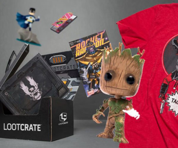 Save 50% on a Mystery Box of Geeky Goodies