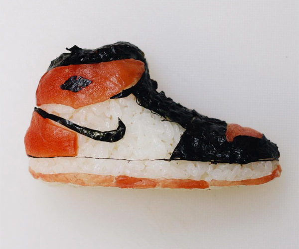 Sushi Sneakers Smell Like Fish, Not Feet