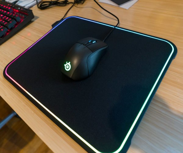 SteelSeries QcK Prism Review: The Ultimate Mousepad