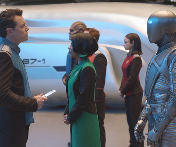 Seth MacFarlane's The Orville Is The Star Trek Spoof Series We've Been Waiting For