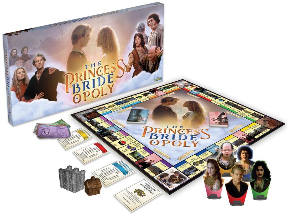 The Princess Bride: Prepare to Die! by Game Salute ...