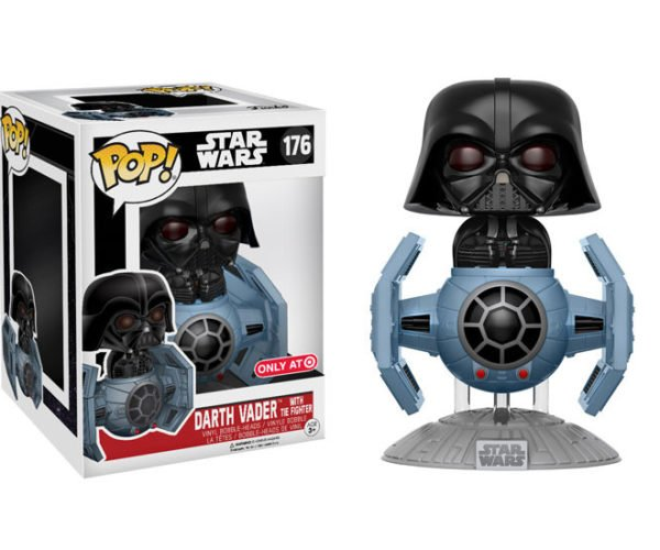 Funko and Target Are Unleashing an Adorable Darth Vader Toy