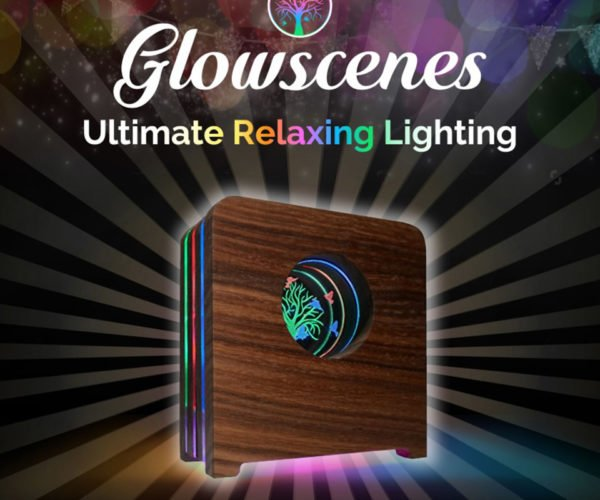 Glowscenes: Lighting Inspired by Nature