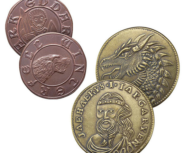 Game of Thrones Coins: GoT Money?