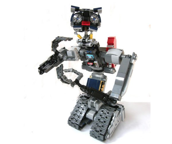 Johnny 5 LEGO Ideas Kit Needs Your Input