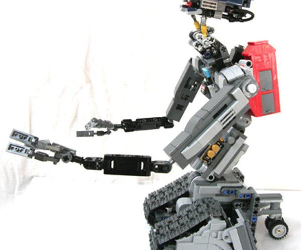 Johnny 5 LEGO Ideas Kit Needs Your Input