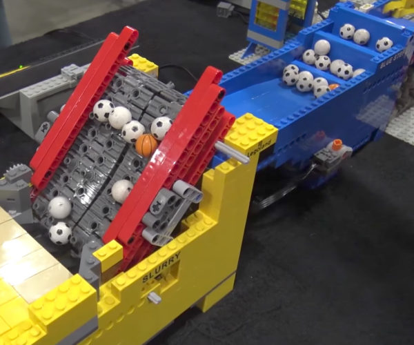 Check out the World's Largest LEGO Great Ball Contraption