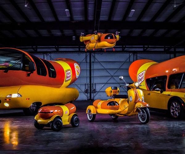 Oscar Mayer Grows its Fleet of Wieners