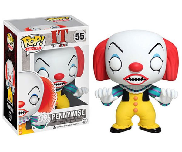 Pennywise POP! Figure Will Show You How to Float Down Here