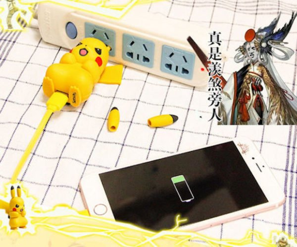 This Knockoff Pikachu USB Charger Has an Unfortunate Design