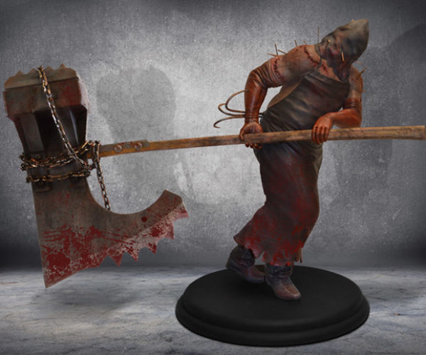 Resident Evil Executioner Majini Statue Is Massive and Terrifying