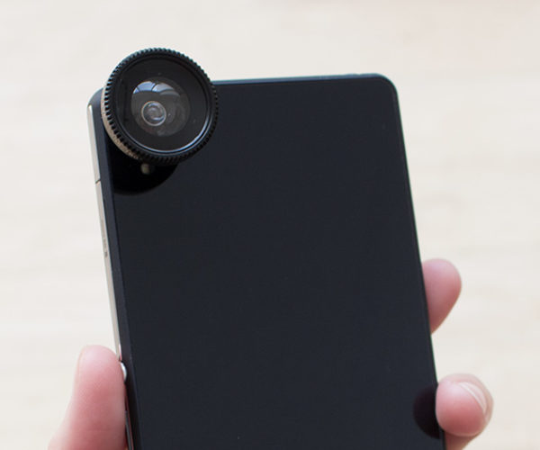 Get Pro Quality Images from Your Smartphone with This Add-on Lens Kit