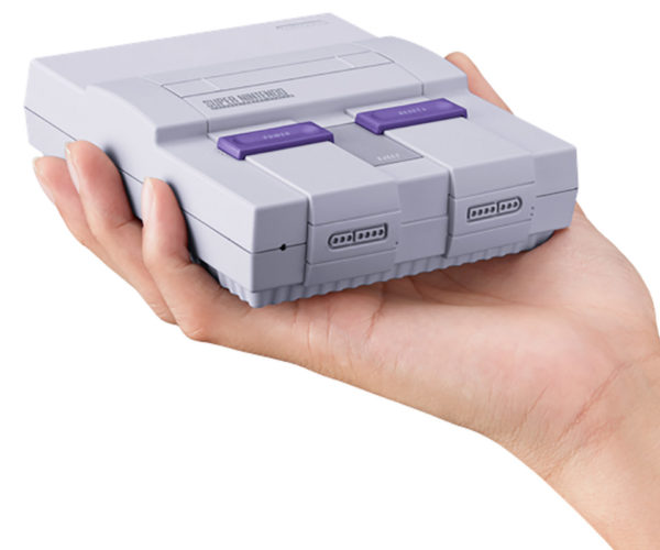 SNES Classic Release Date Announced