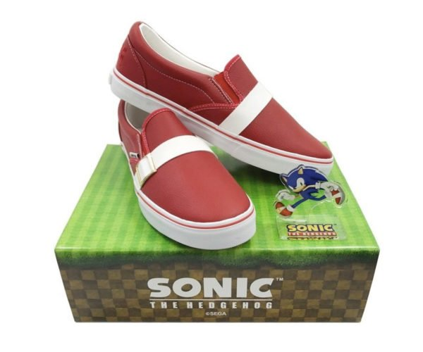 Sonic the Hedgehog Sneakers Won't Help You Spin Dash Any Faster