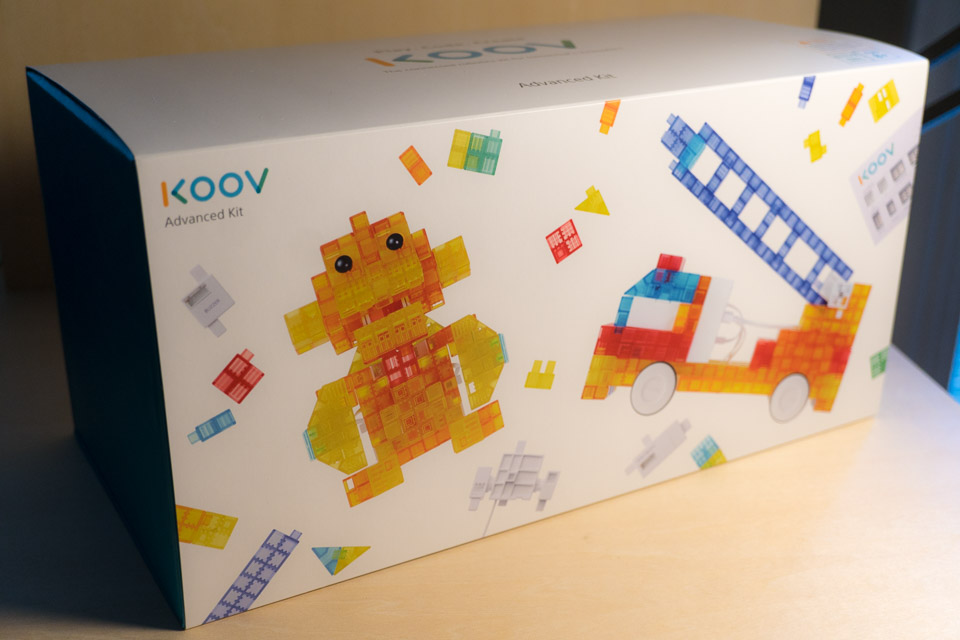 Sony KOOV Robotics Kit Review: Hands on with the Robots