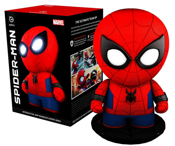 Sphero Storytelling Spider-Man Toy