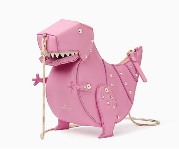 Kate Spade Pink T-Rex Purse: Jurassic Purse