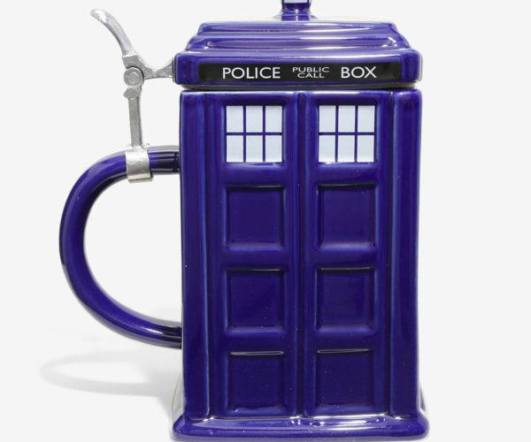 TARDIS Beer Stein: Doctor Brew