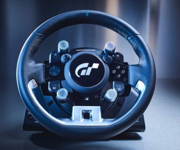 Thrustmaster Gran Turismo Racing Wheel Puts You in the Cockpit for $800