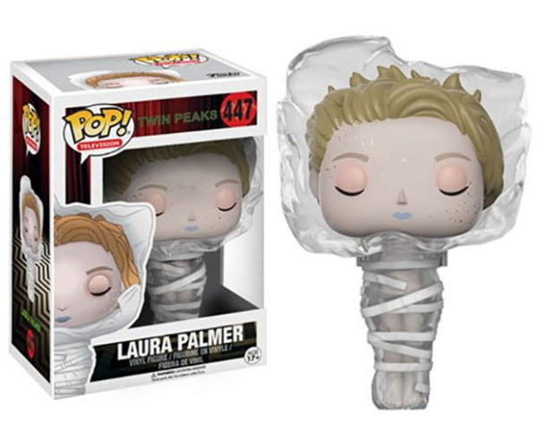Twin Peaks Laura Palmer POP! Figure: Funko Walk with Me