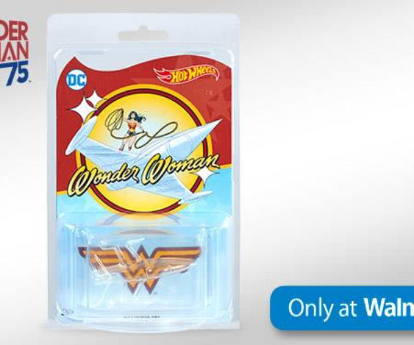 Wonder Woman's Invisible Jet Coming to Walmart