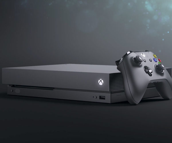 Xbox One X (Scorpio) Price, Launch Date and Specs Announced