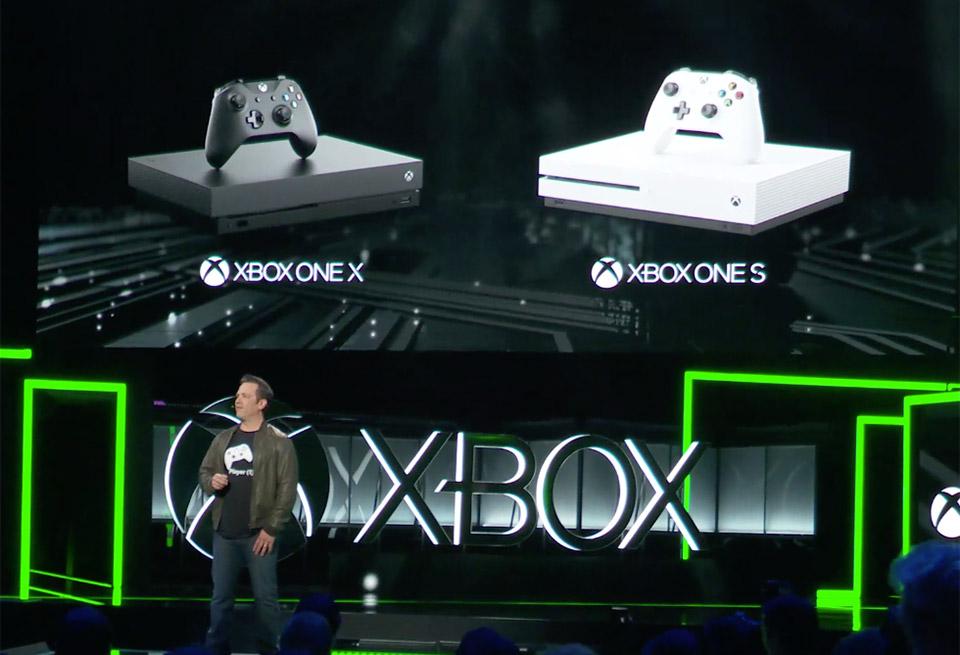 Xbox One X (... Xbox One X