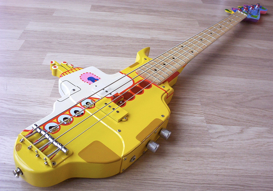 We All Live in a Yellow Submarine, Yellow Submarine ...