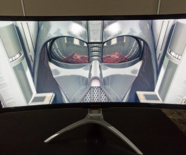 AOC AG352UCG 35″ Curved Gaming Monitor Review: The Wide, Wide World of eSports