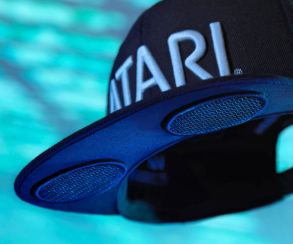 Atari Introduces a Hat with Speakers