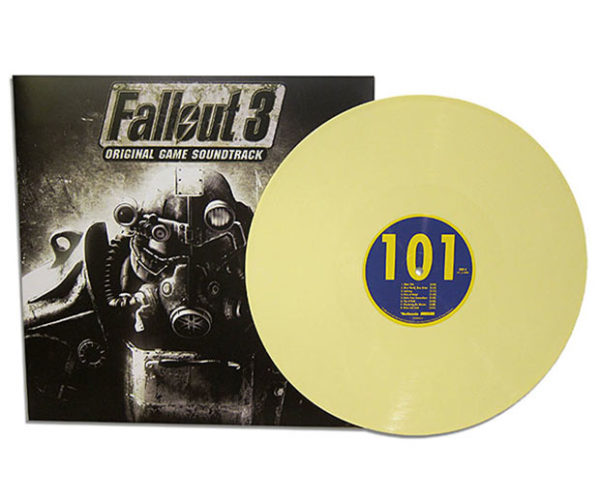Fallout 3 Soundtrack Album: Music to Roam the Wasteland