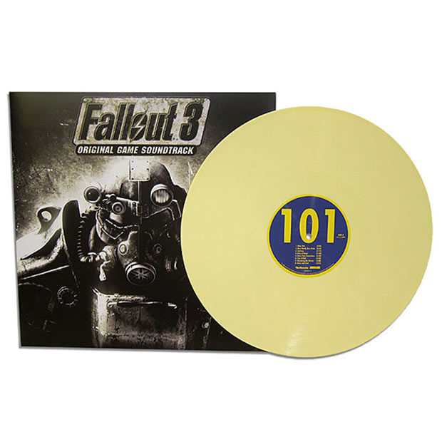 Fallout 3 Soundtrack Album Music To Roam The Wasteland