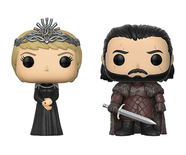 Jon Snow POP! Action Figure Didn't Ask to be King of the North