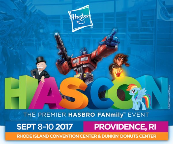 Hasbro Toy Fans Getting First HASCON Convention
