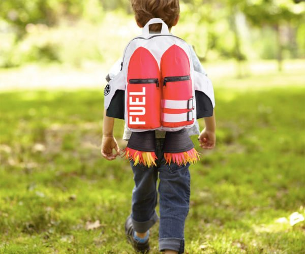 Jetpack Backpack Launches Kids Back to School