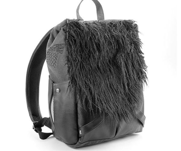 Game of Thrones Jon Snow Backpack: School is Coming
