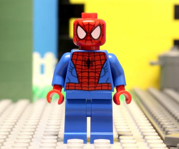 LEGO Spider-Man's Day Off: