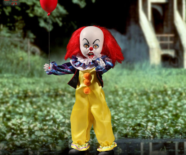Pennywise Living Dead Doll Makes: Float On